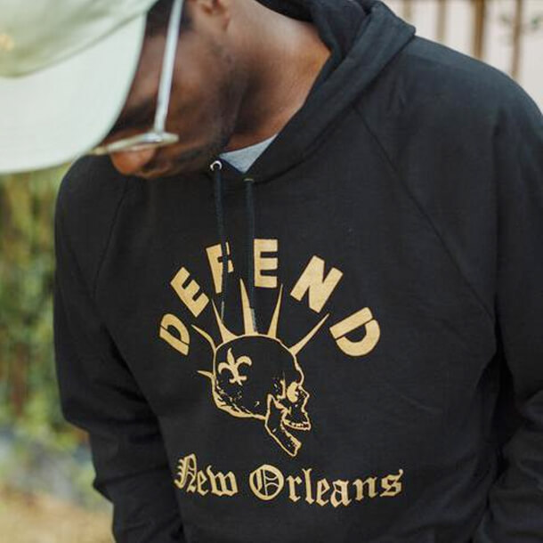 Defend New Orleans Jacket
