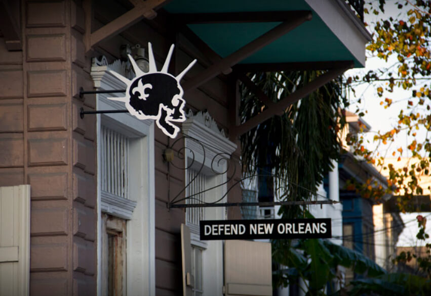 Defend New Orleans Shop