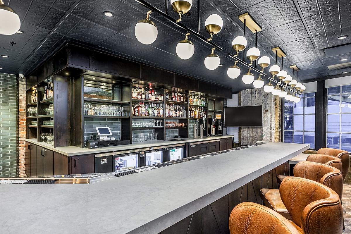 The Mercantile Hotel Interior