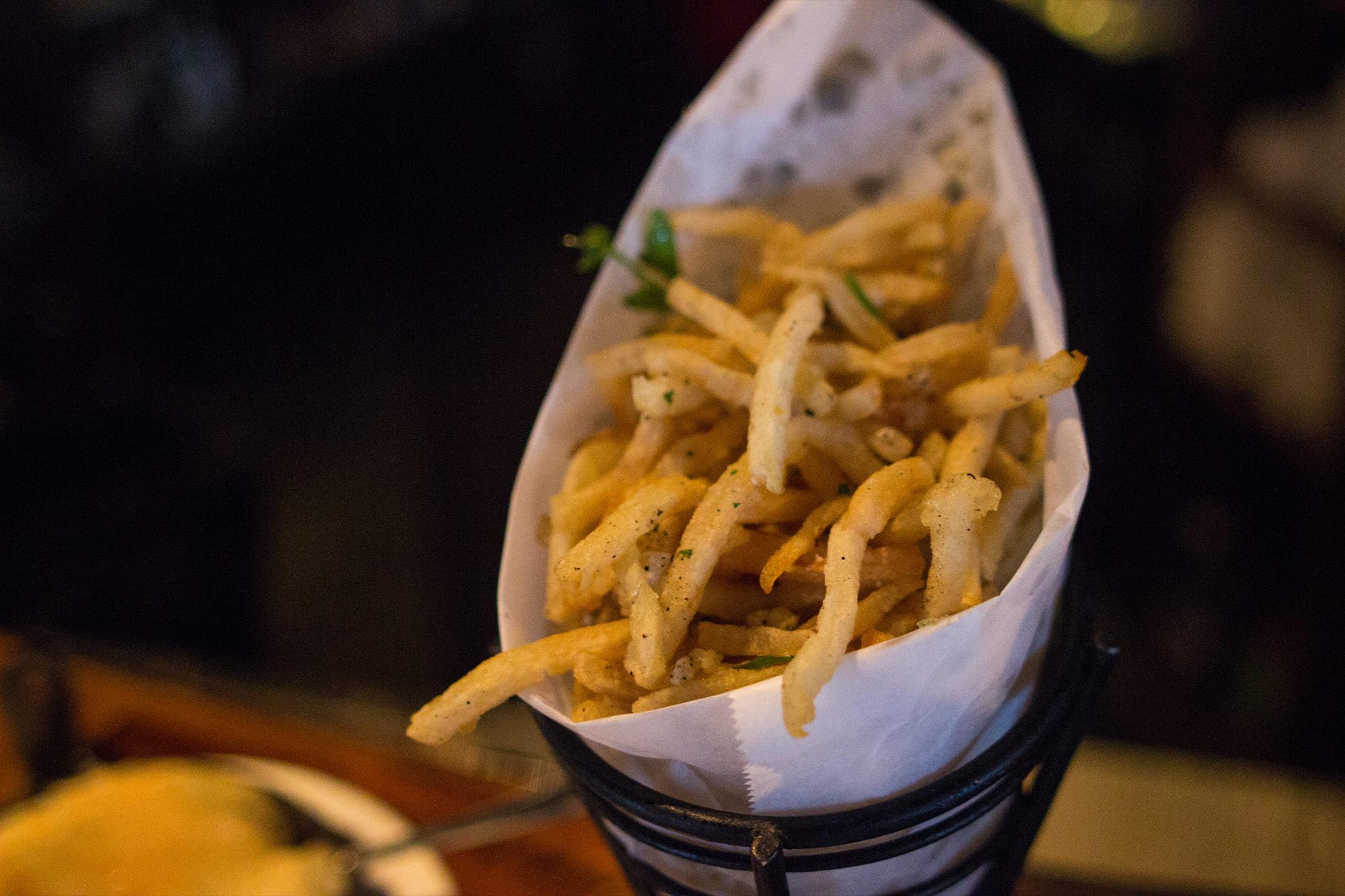 La Boca Fries