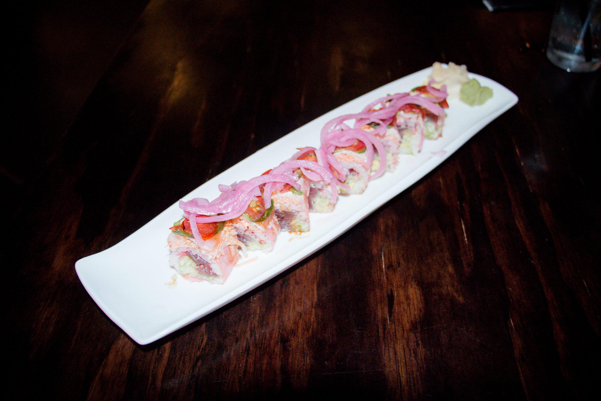 Rock N Sake Sushi