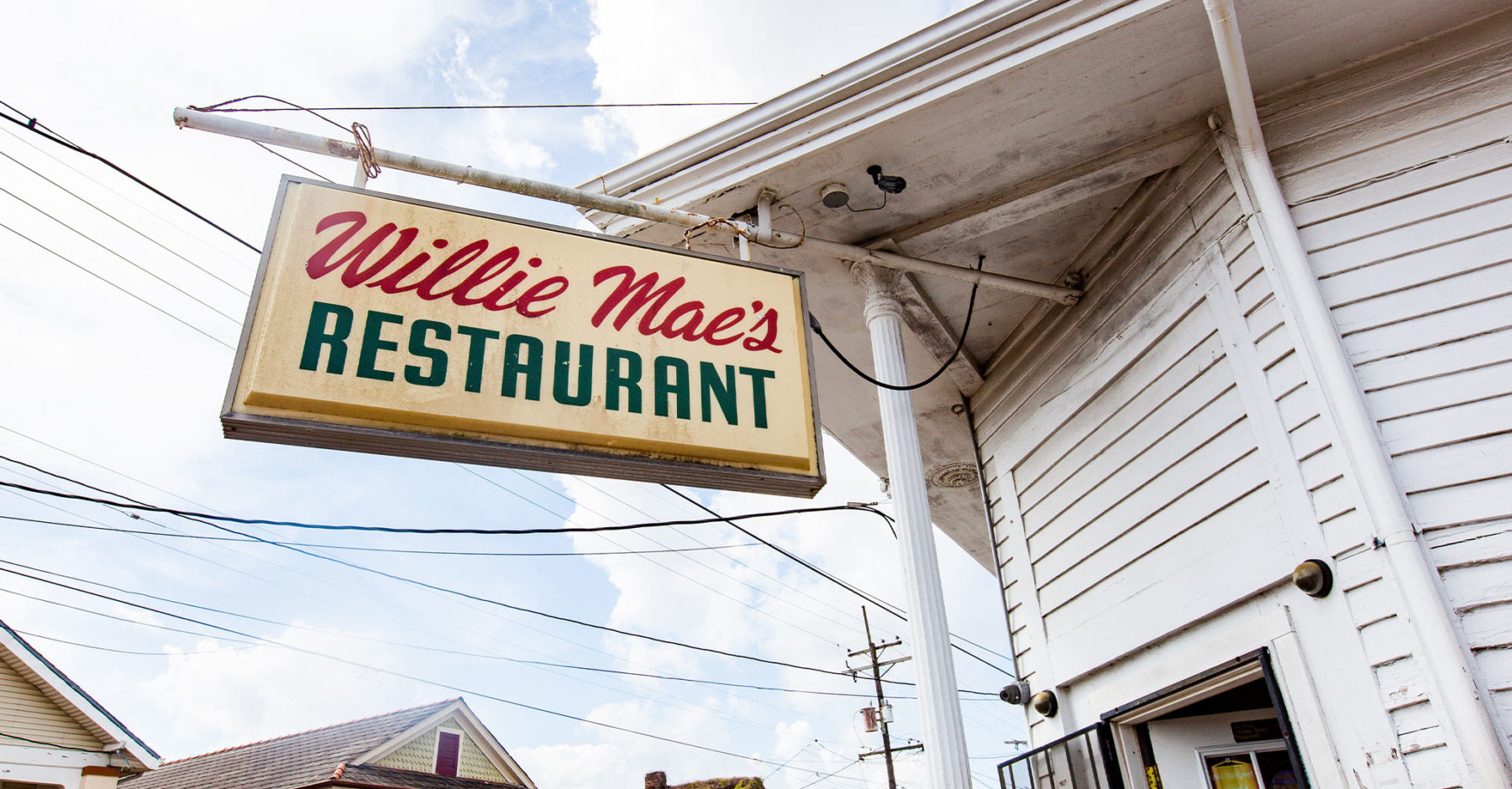 Willie Maes Exterior
