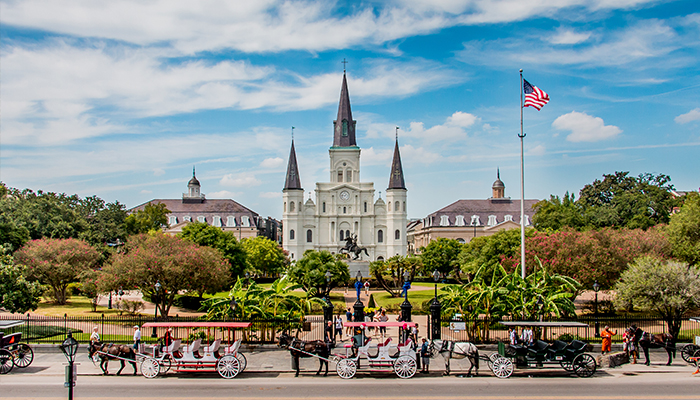 AARP | The Mercantile Hotel | New Orleans LA | Featured Image