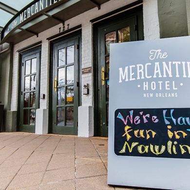 The Mercantile Hotel New Orleans Our Hotel Property Featured-Image