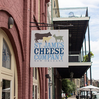 St James Cheese Company New Orleans LA