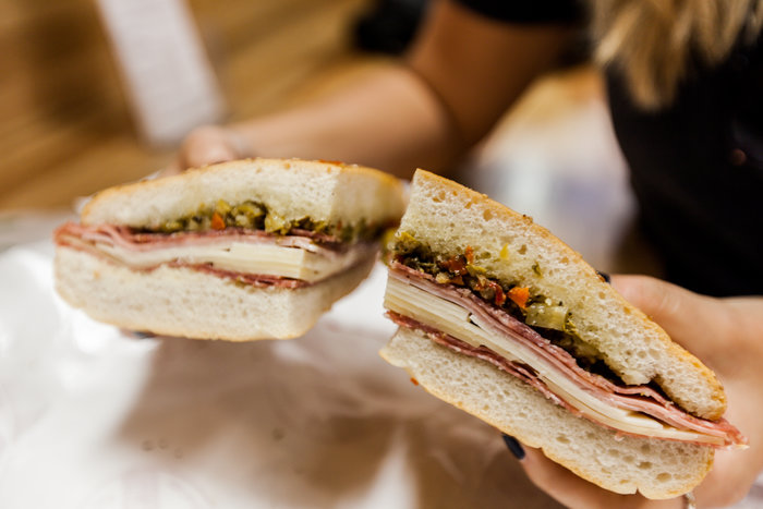 best muffuletta new orleans