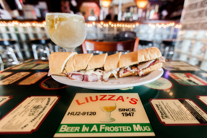 liuzzas restaurant and bar new orleans la