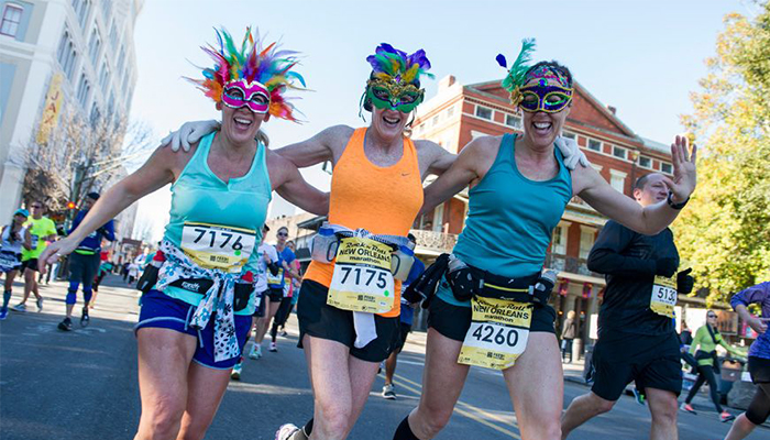 Rock 'n' Roll Marathon Package